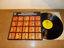 LP VINYL - JOHN BROWN JUNIOR'S GO GO MUSIC - WATCH WHAT HAPPENS  - STEREO UK