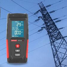 EMF-Meter-Detektor, wiederaufladbarer digitaler Strahlungsdetektor für