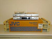 JVC HR-S5950 High-End S-VHS ET Videorecorder, OVP&NEU, 2 Jahre Garantie
