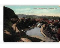 ST2048: CANAL LITTLE FALLS NY (postcard 1911PM)