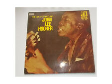 John Lee Hooker - The Greatest Hits Of John Lee Hooker - LP