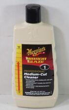 Meguiars Mirror Glaze Liquid Cleaner Wax M0616 Professional Medium Cut Cleaner