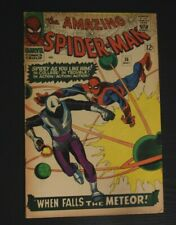 The Amazing Spider-Man 36 VG 4.0 Silver Age Classic spiderman