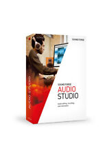 New Sound Forge Audio Studio 12 Audio Editing Software (ESD) Sony Magix