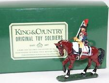 KING & COUNTRY NAPOLEONIC FRENCH NAP.MFC 5TH CUIRASSIER MOUNTED OFFICER MIB