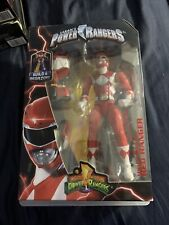 Mighty Morphin Power Rangers Legacy Red Ranger Figure Build a Megazord BANDAI
