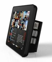 "Official 7"" Raspberry Pi Touchscreen Premium Black Case"