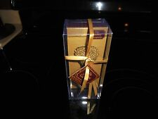 New listing New In Box The Bombay Company Gold Hand-Beaded Wine Stopper