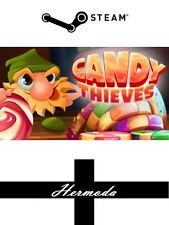Candy Thieves - Tale of Gnomes Steam Key - for PC or Mac (Same Day Dispatch)