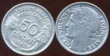 50 centimes MORLON alu  1947  SUP ++