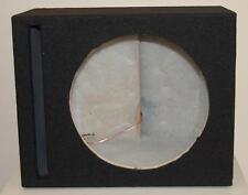 "AUTO 12 ""Subwoofer vuoto BASS BOX SLOT PORT Design 1.5 CU FT JL Vibe PIONEER"