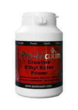 CREATINE ETHYL ESTER BODYBUILDING EXTREME MUSCLE  SUPPORT NON STEROID CAPSULES