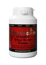 PECO IPro-Maxim Creatina ETHYL ESTER Bodybuilding-non anabolizzanti-non steroidi