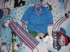 Ken & Brad 1972 #3377 Wide Awake Stripes Mod Barbie
