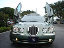 "Jaguar S-Type 00-08 Bolt-on Vertical Lambo Doors by ""BoltonLamboDoors"""