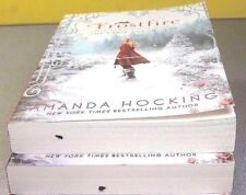 The Kanin Chronicles: FROSTFIRE 1 by Amanda Hocking (Paperback) NEW