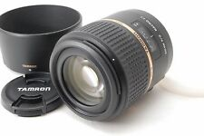 Excellent+++!!  Tamron G005 SP 60mm f/2 MACRO Di II for Sony/Minolta from Japan