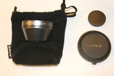 Sony VCL-0630X Wide Conversion Lens 30mm for DCR-SR40 & 80 Camcorders Never Used