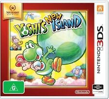 Nintendo 3ds Selects Yoshi's Island Game