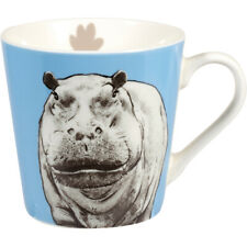 Queens The Kingdom Hippo Fine China 325ml Bumble Mug