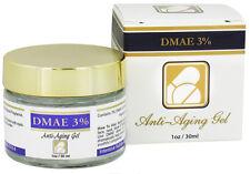 Intensive Nutrition Cosmetic DMAE Topical Crystal Gel 3% .  30ml UK Freepost
