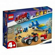 LEGO Movie 2 70821 Emmet and Benny's Build and Fix Workshop new sealed box