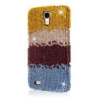 GLITZ Case + Screen Protector for Samsung Galaxy Mega 6.3 - Purple Majesty