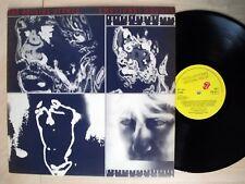 Rolling Stones Emotional Rescue A-4U B-2U UK LP CUN 39111 1980 EX/NM