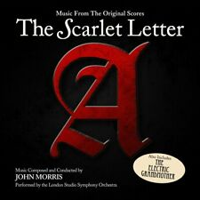 The Scarlet Letter / Electric Grandmother-Music by John Morris  (CD)