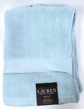 "NEW RALPH LAUREN WESCOTT BLUE,100% COTTON BATH TOWEL 30""x 56"""