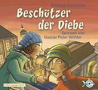 Beschützer der Diebe: 4 CDs von Steinhöfel, Andreas | Buch | Zustand gut