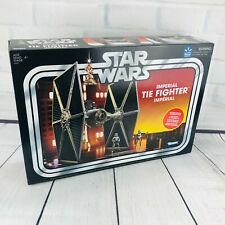 NEW Star Wars Imperial Tie Fighter Toy Vintage Collection Walmart Exclusive