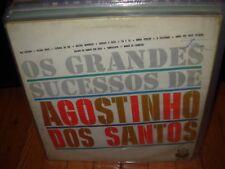 AGOSTINHO DOS SANTOS os grandes sucessos de ( world music ) brazil