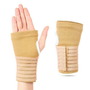 Weightlifting Wristband Carpal Protector Wrist Wraps Bandages Wrist Support