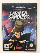 Nintendo GameCube CARMEN SANDIEGO PAL