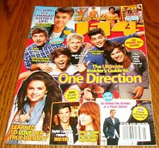 J-14 Magazine ONE DIRECTION Ultimate Insider's Guide Shirtless Posters July 2012