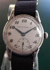 Rare Hardy & Hayes Co  Watch - 17 jewels movement by MIMO ( Girard Perregaux)