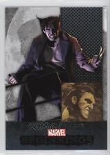 2012 Upper Deck Marvel Beginnings Series 3 #430 Wolverine Noir Card 0p3