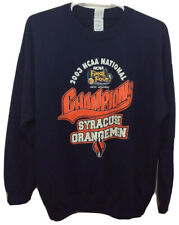 Vintage Syracuse Orangemen Sweatshirt Mens XL NCAA Final Four 2003 New Orleans