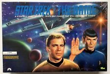 "RARE CLASSIC GAMES ""STAR TREK: THE GAME"" BOARD GAME 1992   SEALED COLLECTORS"