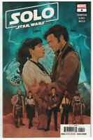 Solo a Star Wars Story #4 Marvel Comics 1st print Unread 2018