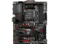 MSI MPG X570 Gaming Plus Motherboard (AMD AM4, PCIe 4.0, DDR4, M.2, HDMI, ATX)