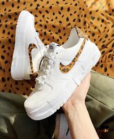 Nike Air Force 1  AF1 Pixel White Leopard  ALL SIZES