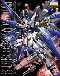BANDAI MG 1/100 ZGMF-X20A STRIKE FREEDOM Gundam Plastic Model Kit SEED AU STOCK