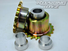 Universal Custom Weld Up Jackshaft Sprocket 300 330 360 Swingarm MAKE ANY SPEC