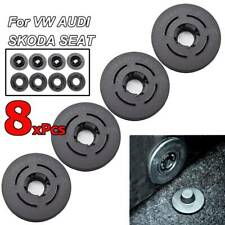 X8 For Audi VW Skoda Car Floor Mat Clips / Clamp Button Interior Carpet Fixings