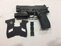 Handleitgrips Textured Rubber Gun Grip Enhancement for the SIG SAUER P226
