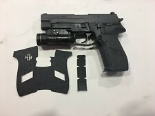 Tactical Textured Rubber Gun Grip Enhancement for SIG SAUER P226