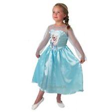 Disfraces de poliéster, princesa color principal azul