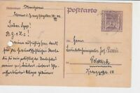 austria 1924  stamps card ref 20939